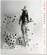 Yayoi Kusama. Louis Vuitton. Original Exhibition Poster. Louisiana Museum
