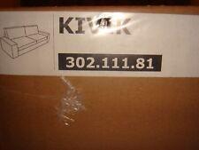 + New Original IKEA Cover set for Kivik 3-seat sofa in Dansbo Dark Grey