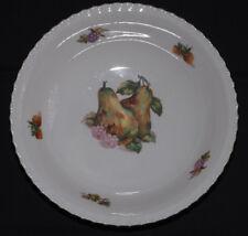 Che servono Dish/Ciotola Frutta Da TK THUN Cina, CECOSLOVACCHIA Pera & Fruits design