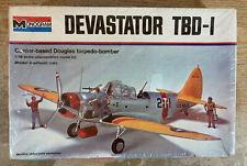 MONOGRAM DEVASTATOR TBD-1 PLANE 1/48 MODEL KIT #7575
