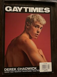 gay times derek chadwick aquaria lizzo glbt gay int rupauls drag race