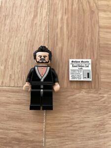 LEGO GENERAL ZOD figure LEGO BATMAN MOVIE MINIFIGURE SERIES 2 no base plate