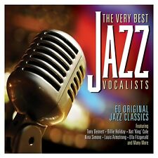 Very Best Jazz Vocalists VARIOUS ARTISTS 60 Songs ESSENTIAL MUSIC New 3 CD
