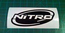 Nitro Boat Decal Sticker Window Daiwa Rapala Shimano Bumper Fishing JDM Hooks