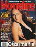 LEELEE SOBIESKI Don Cheadle BIJOU PHILLIPS Josh Hartnett 2000 Movieline magazine