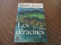 le livre de poche les deracines - MAURICE BARRES