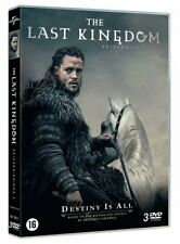 DVD - THE LAST KINGDOM - SEASON 2 / SAISON 2 / SEIZOEN 2  (NEW / NIEUW / SEALED)