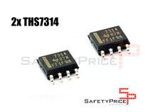 2x THS7314 Amplificateur Vidéo SOP-8 RGB nec PC Engine Nintendo 64 Electronique