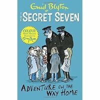 Adventure on the Way Home (Secret Seven Short Stories)-ExLibrary