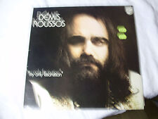 """DEMIS ROUSSOS """"My Only Fascination"""" - LP Record Philips Deluxe 6325094"""