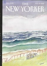 The New Yorker magazine August 29 2016