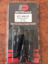 """490312 DEXTER Wheel Studs x 6 - 1/2"""" - Suits DEXTER 12"""" Hub Drum Trailer Caravan"""