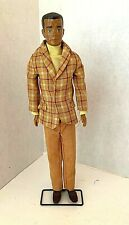 "Mattel 1960s Ken Doll Vintage 12"" with Stand"