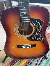 Vintage Harmony Guitar