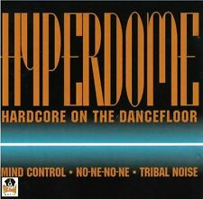 Hyperdome-Hardcore on the Dancefloor (1994) Plasman, Soundsource, Megatra.. [CD]