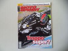 - MOTOSPRINT 49/2012 KAWASAKI Z 800 Z800/Z800 ABS/HONDA NC 700 S