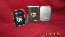 Jack Daniels  Zippo Lighter New In Box