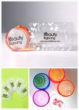 BeautyBigBang Plástica Silicona Cabeza Stamper Estampación+Raspador de uñas