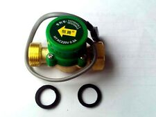 """G 3/4""""-3/4"""" Cold and Hot Water Circulation Pump Flow Switch 1.5A"""