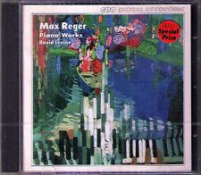 Max REGER Fantasiestücke Improvisationen Humoresken DAVID LEVINE CPO CD Neu