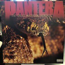 Pantera The Great Southern Trendkill  Original German Press 1996 W/Inners -Vinyl