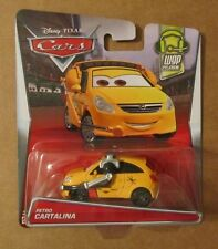Disney Pixar Cars 2 PETRO CARTALINA ~ WGP Pit Crew