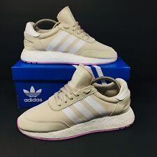 95d95f7c2  NEW  Adidas Originals Iniki Boost (Women Size 9) Tan pink Running