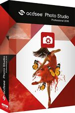 ACDSee Photo Studio Professional 2018 ESD / Download Version EAN 4023126119629