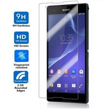 Genuine Tempered Glass Screen Protector Film Guard  For Sony Experia Xperia L2