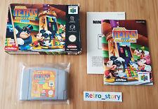 Nintendo 64 N64 Magical Tetris Challenge PAL