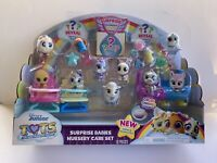 New Disney Junior T.O.T.S. Surprise Babies Nursery Care Set with Mystery Babies