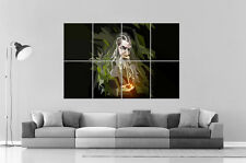 Gandalf Style Abstract The Lords Of the Rings Wall Poster Grand format A0  Print