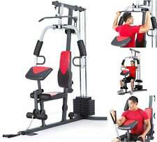 Gym Exercise Machine Workout Strength Training Home Fitness Weight Equipment New