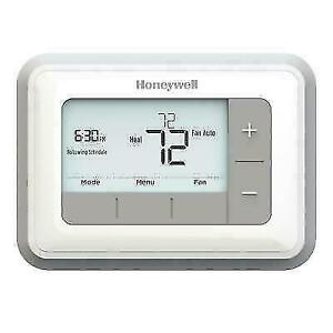 Honeywell T4 Wired 7 Day Programmable Thermostat - T4H110A1021