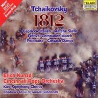 Erich Kunzel - Tchaikovsky 1812 [CD]