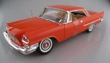 1957 Chrysler 300C 60th Anniversary Limitiert 1.002 Stk Auto World 1:18 NEU OVP