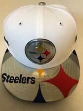 Pittsburgh Steelers New Era 2017 NFL Draft On Stage 59FIFTY Fitted Hat  7 1/4*