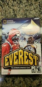 EVEREST, Windows CD Game from Activision - New!