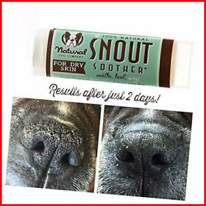 Snout Soother Travel Stick 0.15oz | Heal Dry Sore Crusty Noses FAST