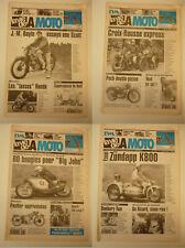 LVM - La Vie de la Moto,1994,lot de 16 numéros, port gratuit !