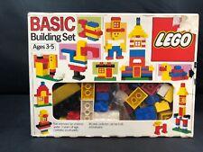 Vintage 1987 Lego Basic Building Set #317 - New / Sealed