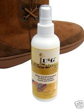 Ugg Boot Leather Protector Water Oil Mould Mildew Spray Repellent Sheepskin Wool