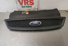 04 08 FORD FOCUS MK2 5DR HB FRONT GRILLE WITH BADGE CHROME TYPE REF FT812 #2194