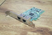 Dell Broadcom 5720 1GB Dual Port Server Network Interface PCIe Card NIC 0FCGN QT