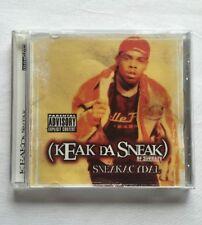 Sneakacydal [PA] by Keak da Sneak (CD, Jan-2004, Sum Day LLC)