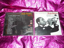 THE LEGENDARY SATCHMO LOUIS ARMSTRONG VOL 5 : (CD, 20 TRACKS, 2000)