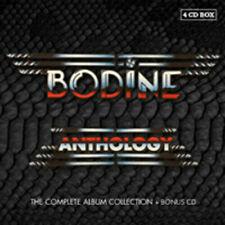 BODINE Anthology 4-CD BOX feat. Arjen Lucassen