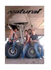 "NATURAL POSTER ""AIRPLANE"""