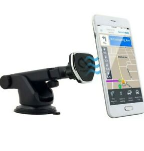Naztech MagBuddy Magnetic Car Dash Cell Phone Mount - Hands-Free calls & GPS