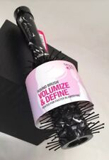 New Womens Vented Faster Blowdrying Round Brush Volumize & Define Beauty 360